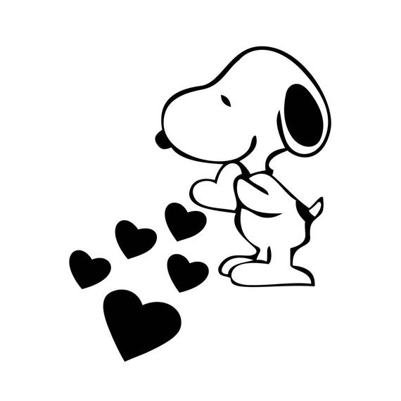 snoopy svg #1116, Download drawings