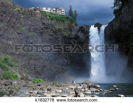 Snoqualmie Falls clipart #20, Download drawings