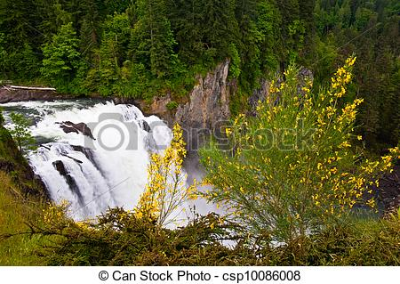 Snoqualmie Falls clipart #8, Download drawings