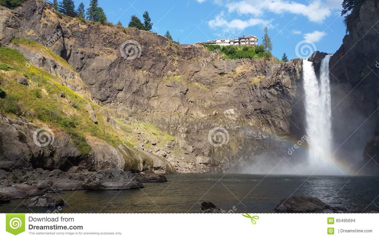 Snoqualmie Falls clipart #10, Download drawings