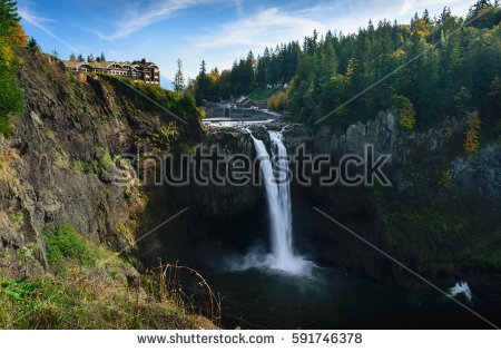 Snoqualmie Falls clipart #6, Download drawings