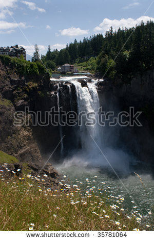 Snoqualmie Falls clipart #13, Download drawings