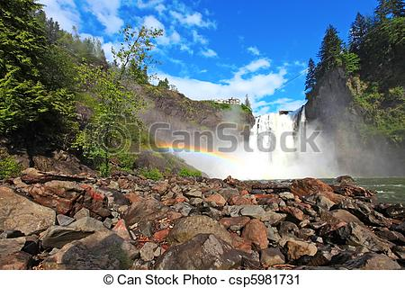 Snoqualmie Falls clipart #15, Download drawings