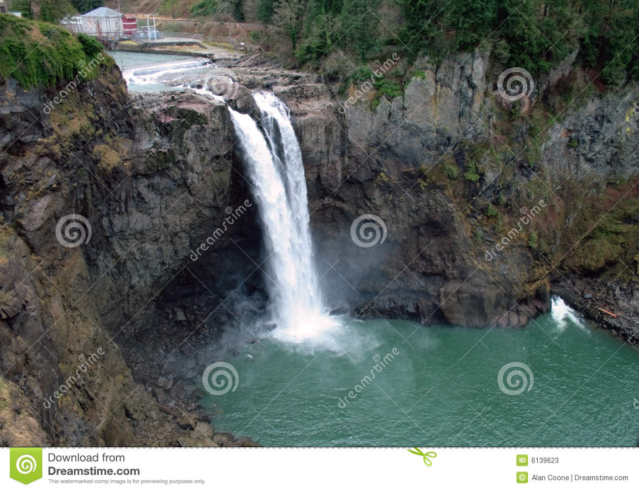 Snoqualmie Falls clipart #16, Download drawings