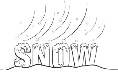 Snow clipart #3, Download drawings