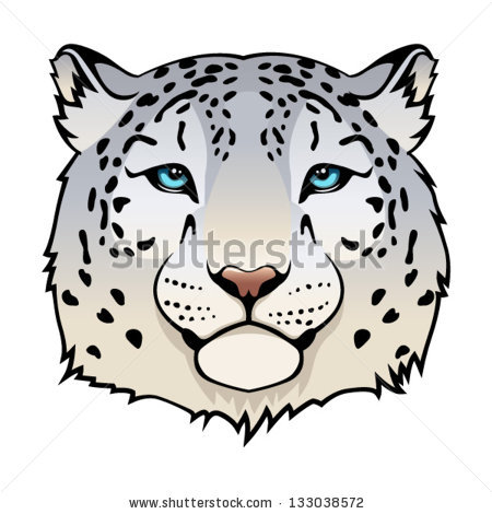 The Snow Leopards clipart #12, Download drawings