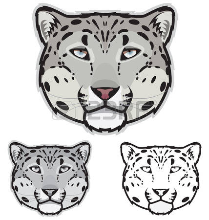 The Snow Leopards clipart #15, Download drawings