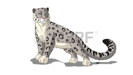 The Snow Leopards clipart #14, Download drawings