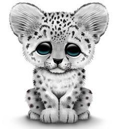 The Snow Leopards clipart #19, Download drawings