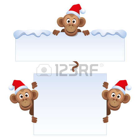 Snow Monkey clipart #14, Download drawings
