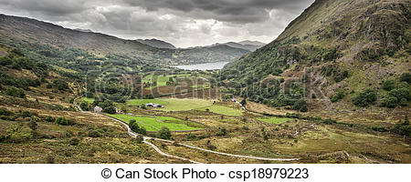 Snowdonia National Park clipart #4, Download drawings