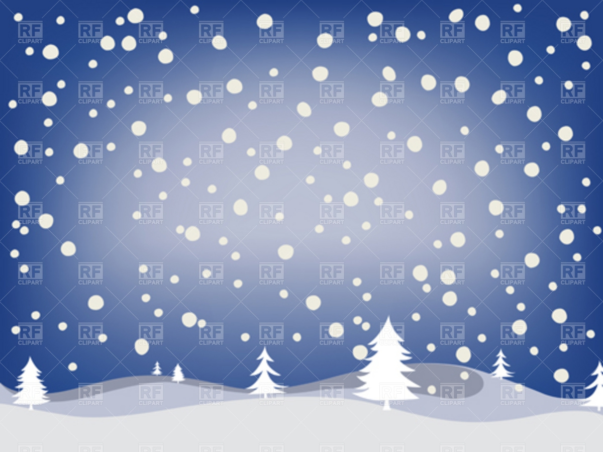Snowfall clipart #2, Download drawings