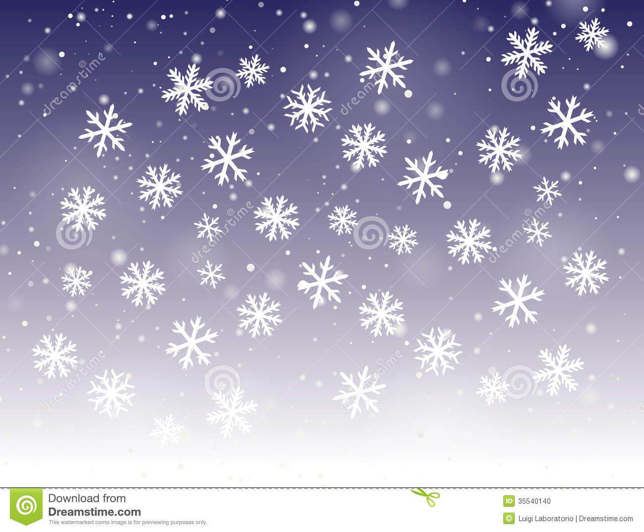 Snowfall clipart #9, Download drawings