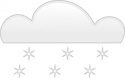 Snowfall clipart #12, Download drawings