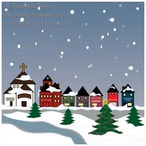 Snowfall clipart #6, Download drawings