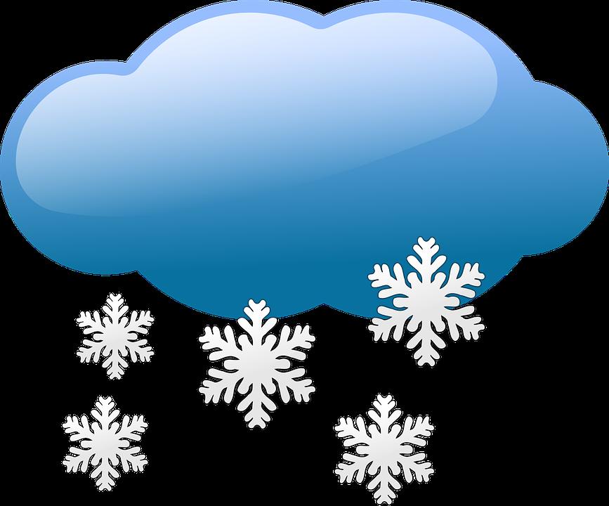 Snowfall clipart #5, Download drawings