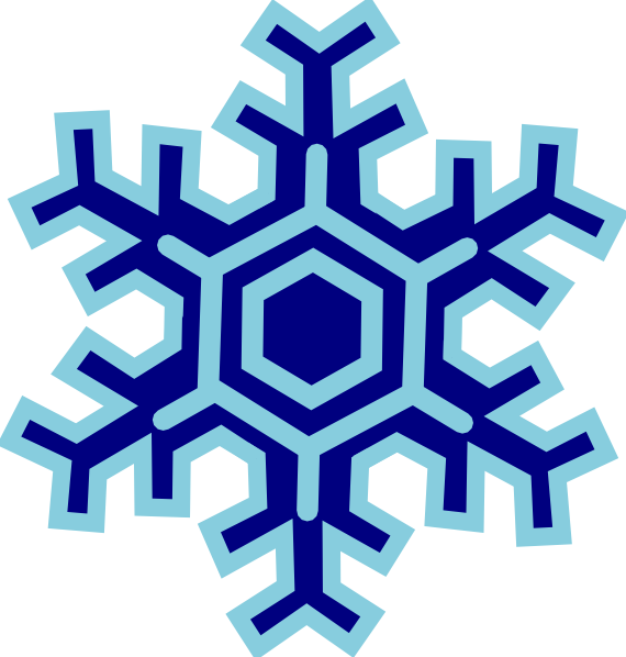 Snowflake clipart #4, Download drawings
