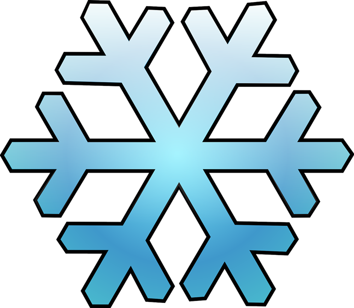 Snowflake clipart #20, Download drawings