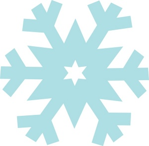 Snowflake clipart #5, Download drawings