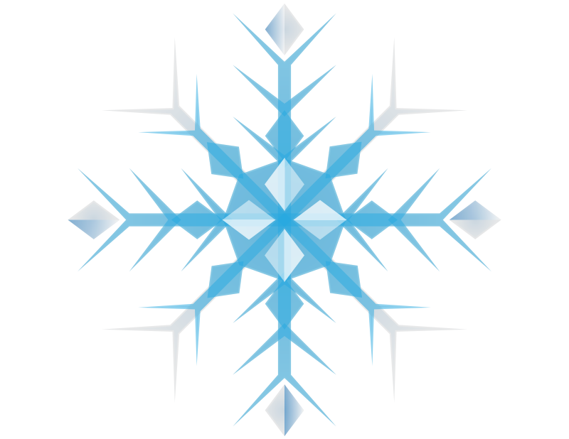 Snowflake clipart #15, Download drawings