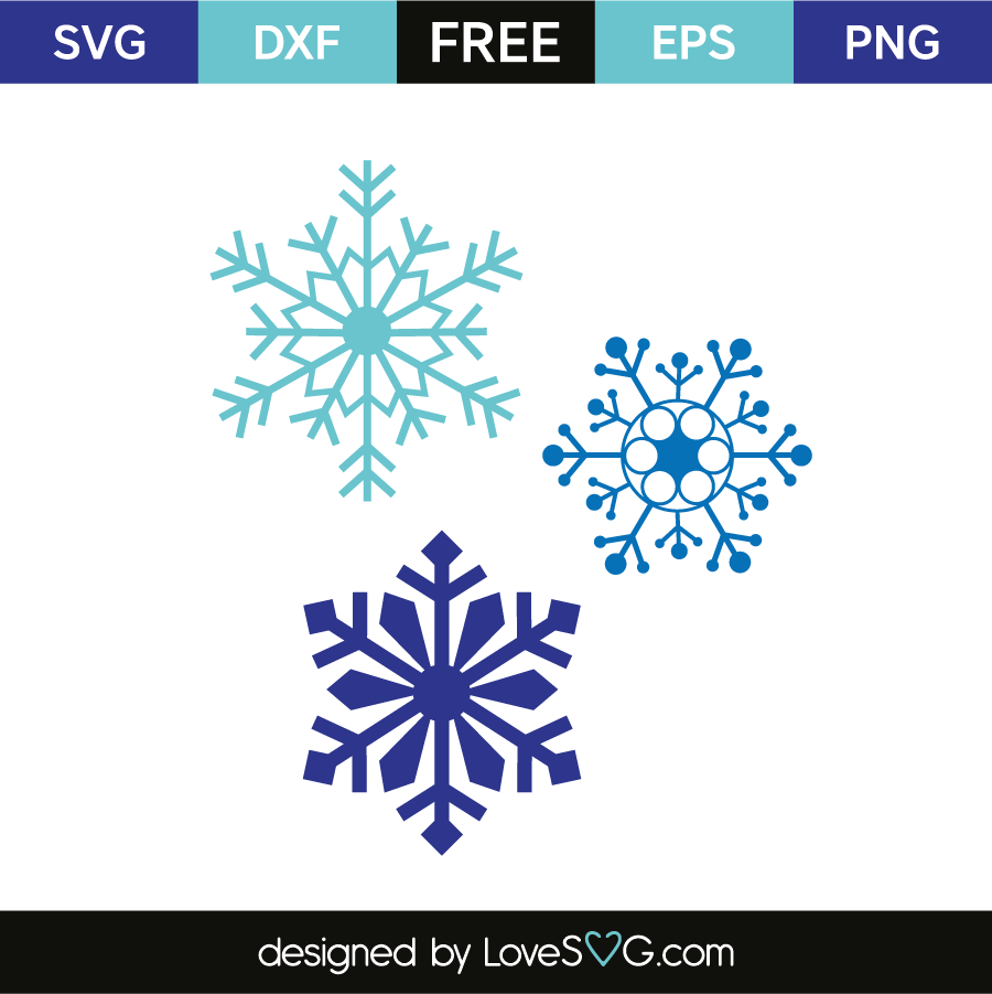 svg snowflake #1011, Download drawings