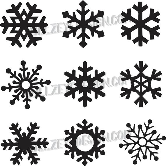 snowflakes svg #1033, Download drawings