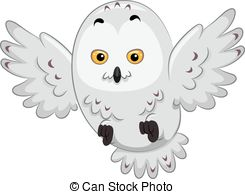 Snowy Owl clipart #20, Download drawings
