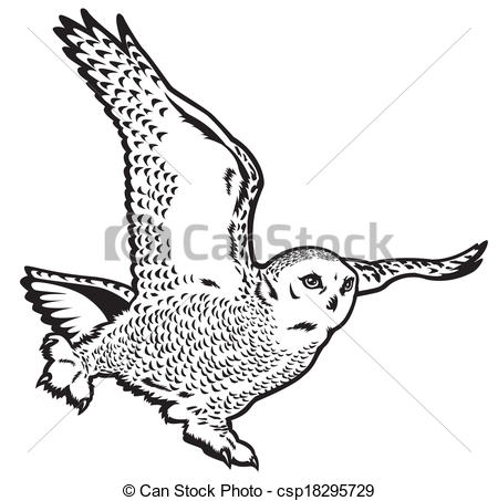 Snowy Owl clipart #5, Download drawings