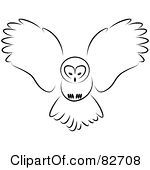 Snowy Owl clipart #1, Download drawings