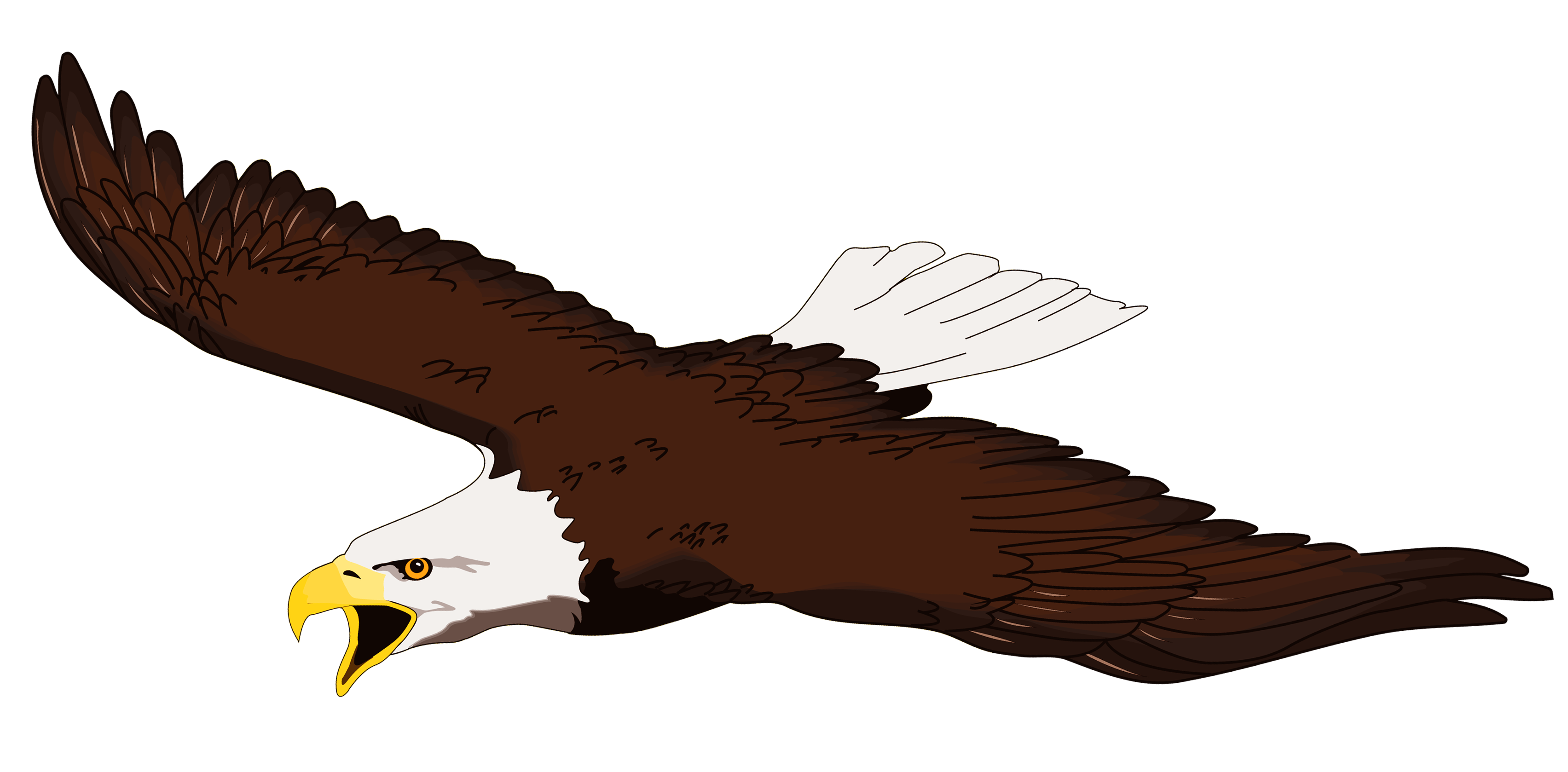 Soaring clipart #2, Download drawings