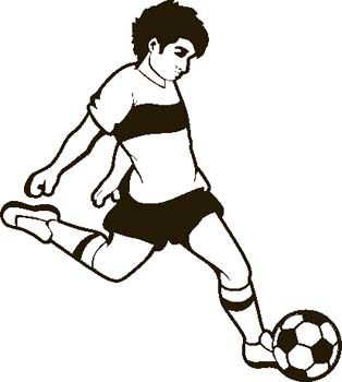 Soccer clipart #18, Download drawings