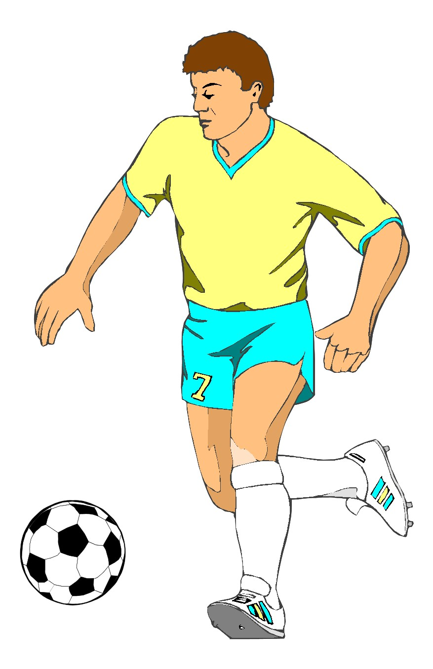 Soccer clipart #2, Download drawings
