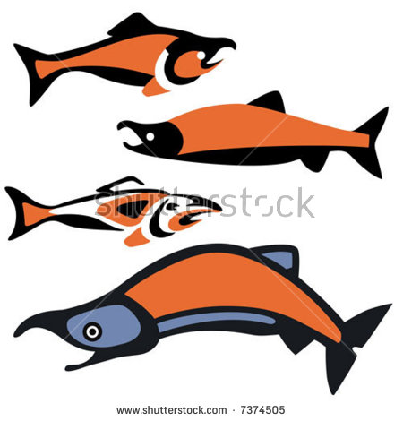 Sockeye Salmon clipart #18, Download drawings