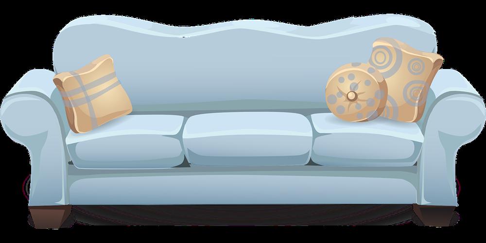 Sofa clipart #3, Download drawings