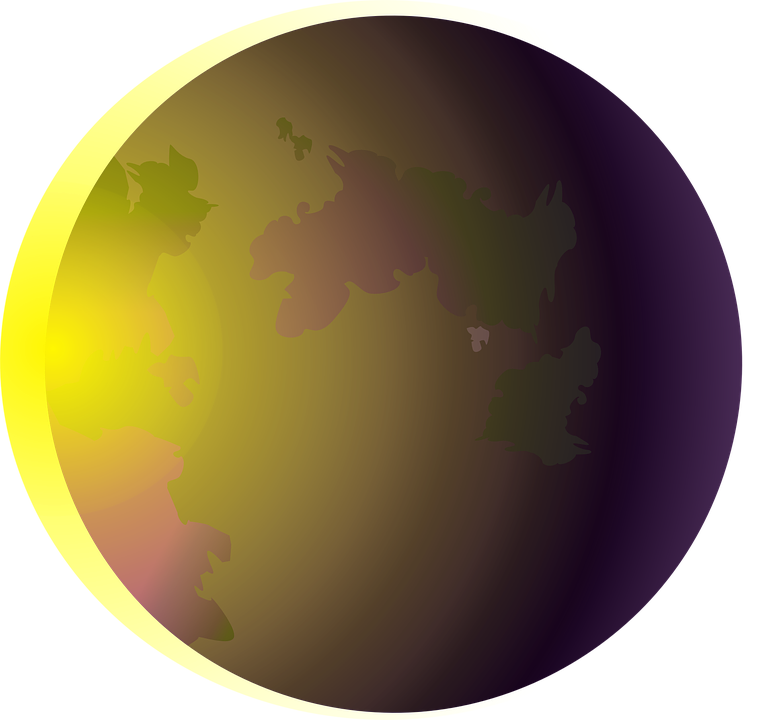 Solar Eclipse clipart #2, Download drawings