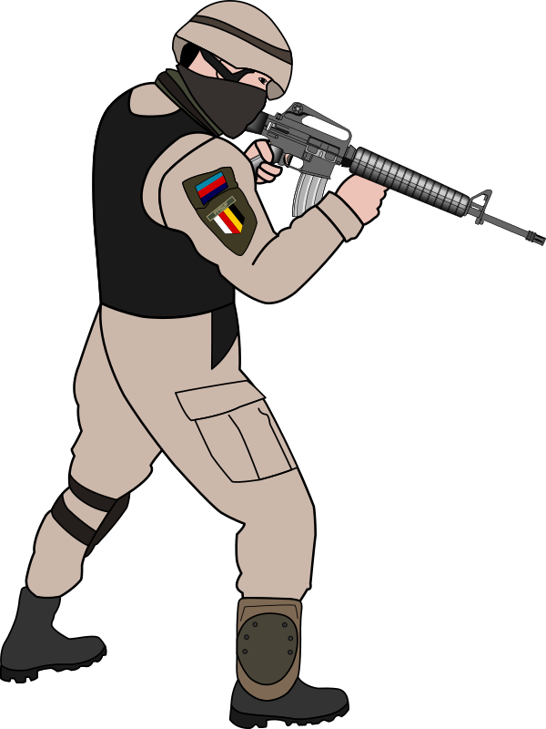 Soldier clipart #11, Download drawings