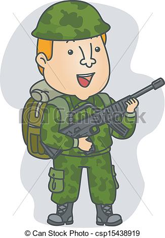 Soldier clipart #8, Download drawings