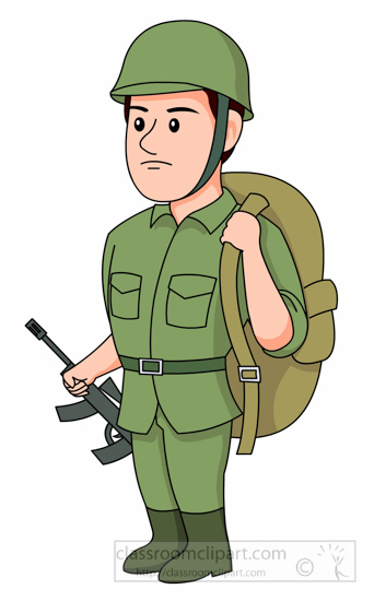 Soldier clipart #20, Download drawings
