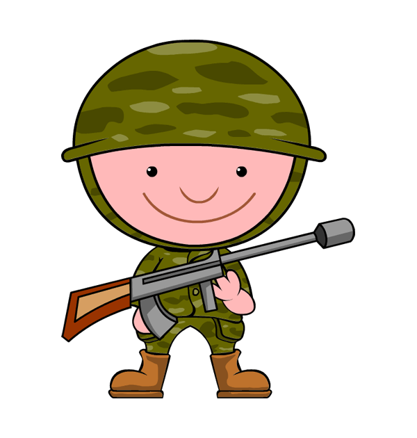 Soldier clipart #15, Download drawings