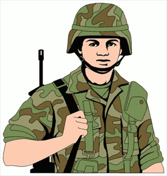 Soldier clipart #16, Download drawings