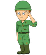 Soldier clipart #14, Download drawings