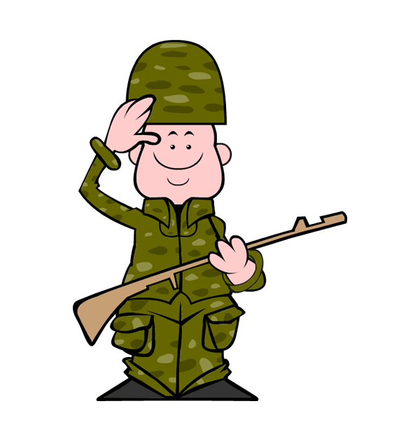 Soldier clipart #17, Download drawings