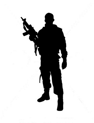 Soldier svg #7, Download drawings