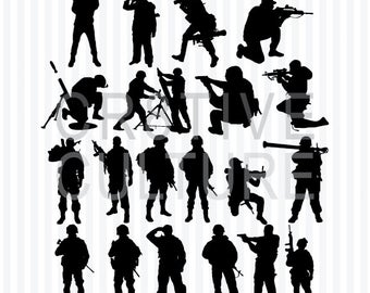 Soldier svg #141, Download drawings