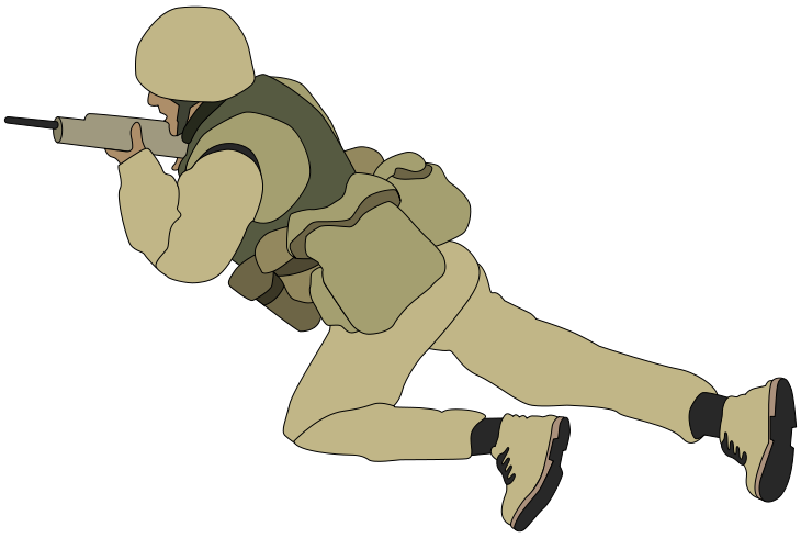 Soldier svg #1, Download drawings