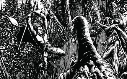 Solomon Kane coloring #12, Download drawings