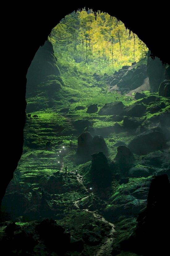 Son Doong Cave coloring #20, Download drawings