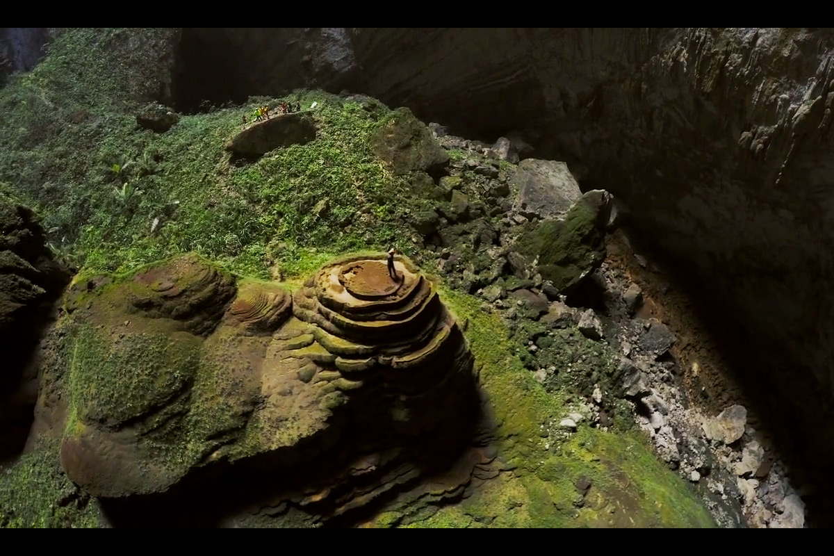 Son Doong Cave coloring #18, Download drawings