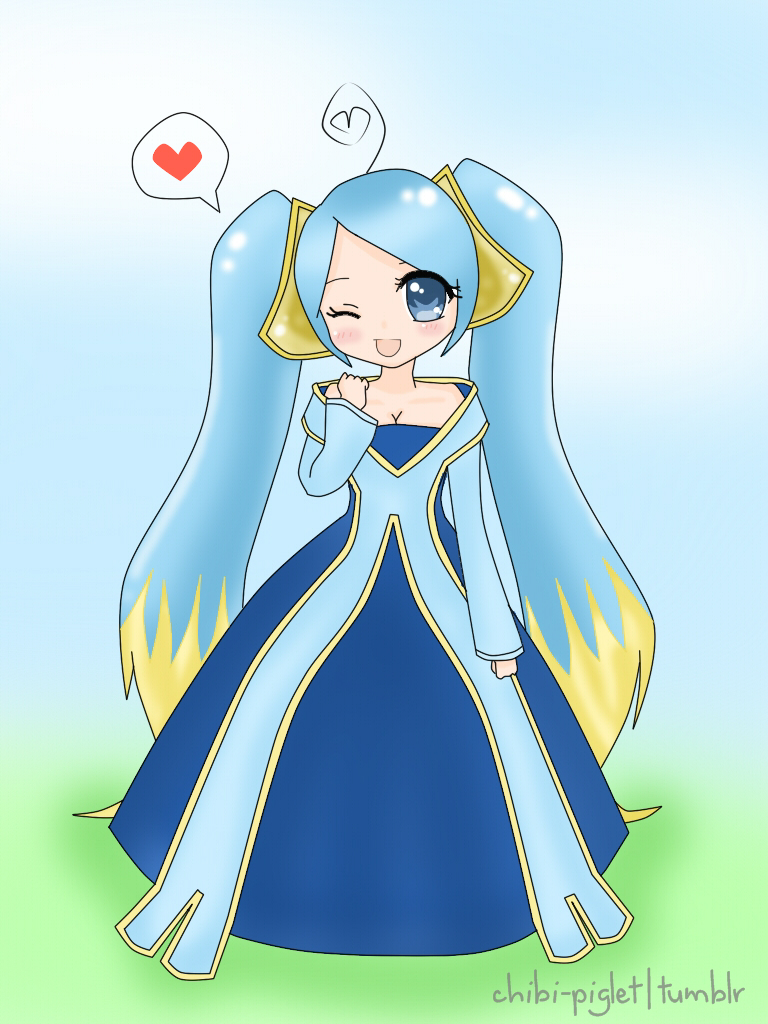 Sona (League Of Legends) clipart #4, Download drawings