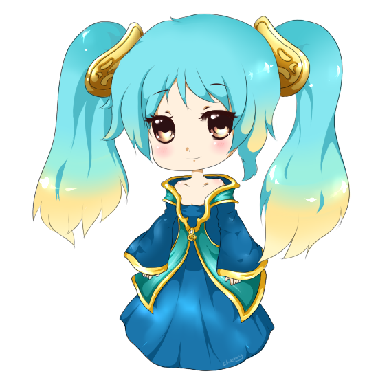 Sona (League Of Legends) clipart #14, Download drawings